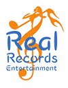 REAL RECORDS ENTERTAINMENTロゴ